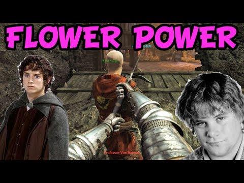 FLOWER POWER - Chivalry Medieval Warfare  