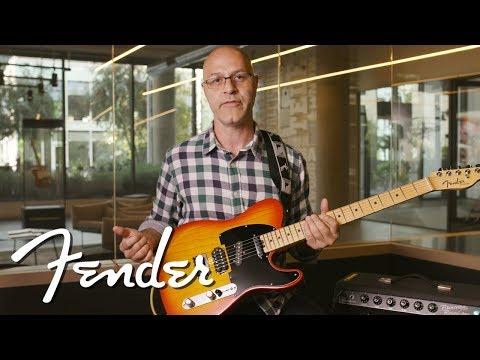 Inside The Parallel Universe American Elite Tele   Parallel Universe   Fender