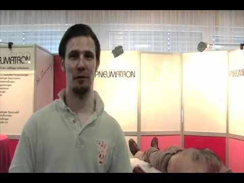 Pneumatron Anwenderbericht Stefan Andrecht über Pneumatron 200