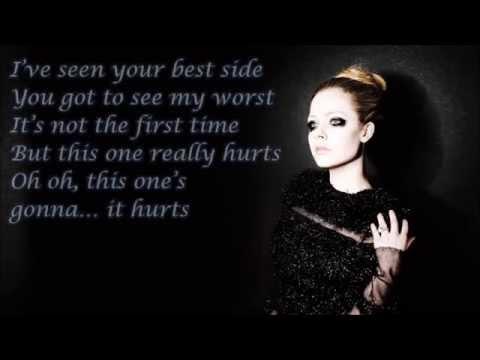 Avril Lavigne - Hello Heartache [Lyrics]