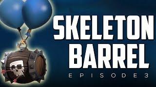 Clash Royale : SKELETON BARREL | All New | Clash royale | Troop Dictionary | Episode 3