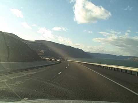 8 Hour Drive from Boise, ID to Eugene, OR
