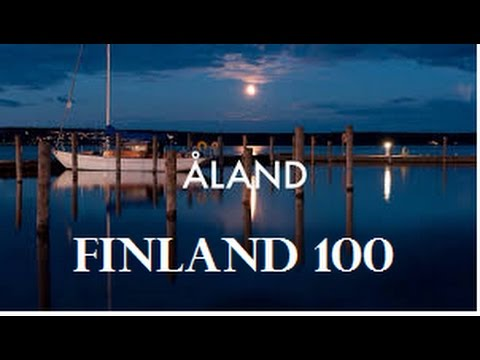 Finland 100 years - pictures from Åland islands.