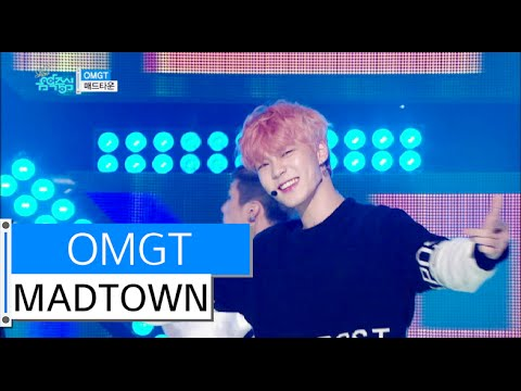 [HOT] MADTWON - OMGT, 매드타운 - 오엠지티, Show Music core 20151121