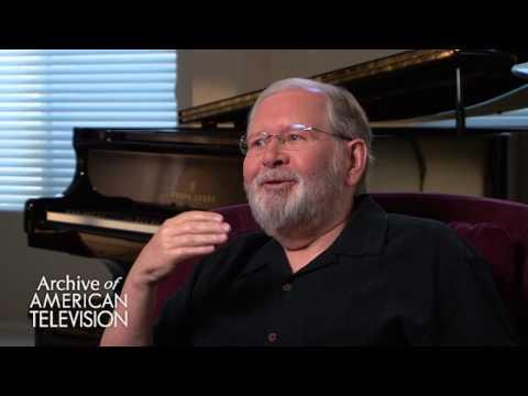 Alf Clausen discusses composing for Alf EMMYTVLEGENDSORG