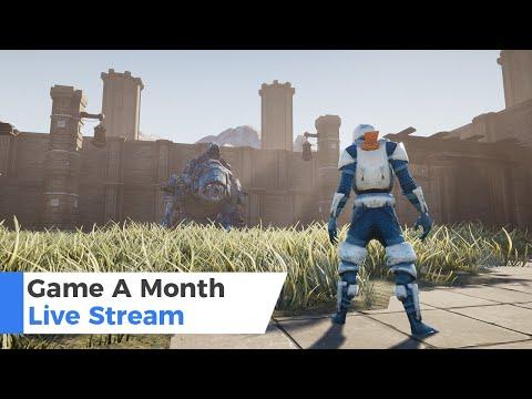 Let's Game Dev - Level Design [Live Stream] thumbnail
