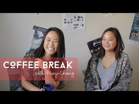 Samantha Futerman Talks Twinsters and Surfing  Coffee Break with Minji Chang