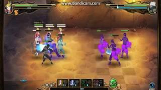 Naruto Online: Ninja Exam Lv 95 | Wind Main (Breeze Dancer)