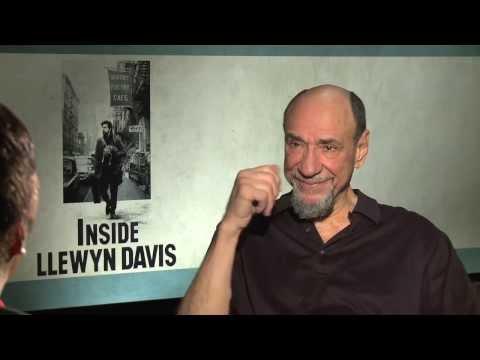 """F. Murray Abraham Talks About """"Inside Llewyn Davis"""""""