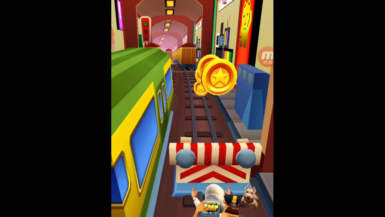 subway surf soldi infiniti