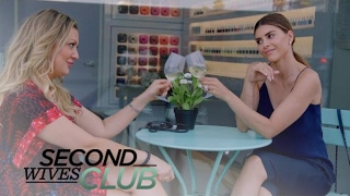 Shiva & Katie Confirm Shawna's Bday Plans | Second Wives Club | E!