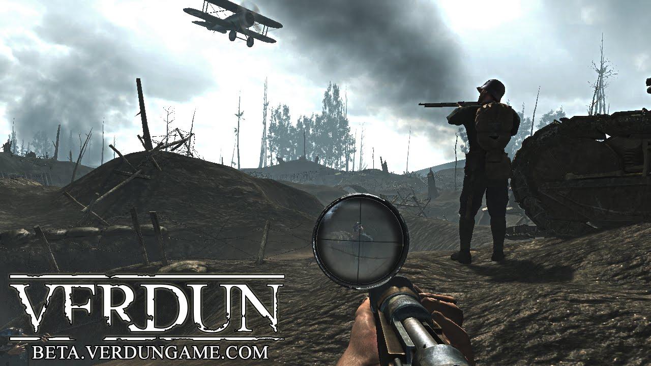 Xbox One Gets World War 1 Shooter Verdun Today!