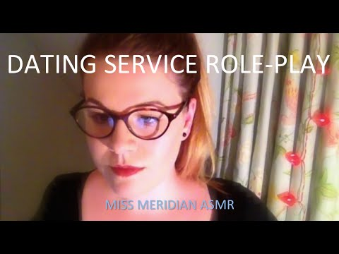 Matchmaking service role-play ❤ | softly spoken role-play with typing. ASMR.
