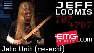 """Jeff Loomis performs """"Jato Unit"""" on EMGtv HD re-edit"""