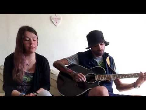 Tenacious D Dude (a totally miss you). Cover by Like A Glove! Chris Cowan and Weez.
