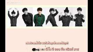[Karaoke - THAI SUB] 첫 눈 (The First Snow) - EXO K