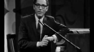 Tom Lehrer - So Long Mom (A Song for WW III) - with intro