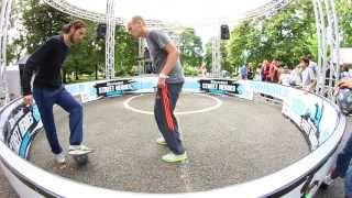 Electrabel Street Heroes City Final Mons: Yakub Ibis vs Thomas Karler