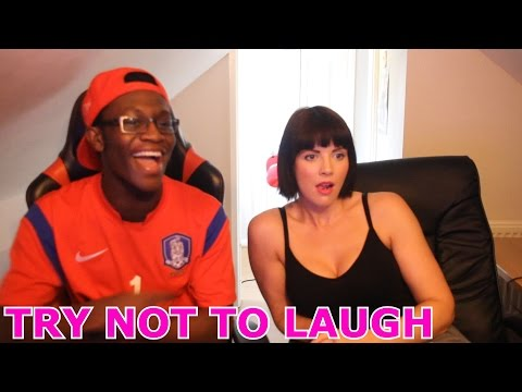 Try Not To Laugh Challenge With My Girlfriend
