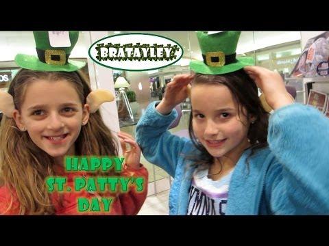 Happy St. Patty's Day (WK 167.3)   Bratayley
