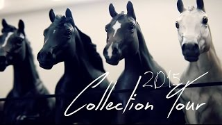Model Horse Collection Tour 2015  | |  Foxxy Fridays