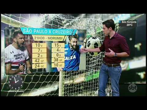 São Paulo recebe o Cruzeiro pela Copa do Brasil