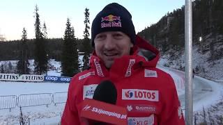 Zapętlaj Adam Małysz o powrocie Roberta Kubicy do F1 [24.11.2018] | Skijumping