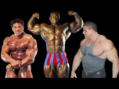 The Most Massive Bodybuilders Of The 90's