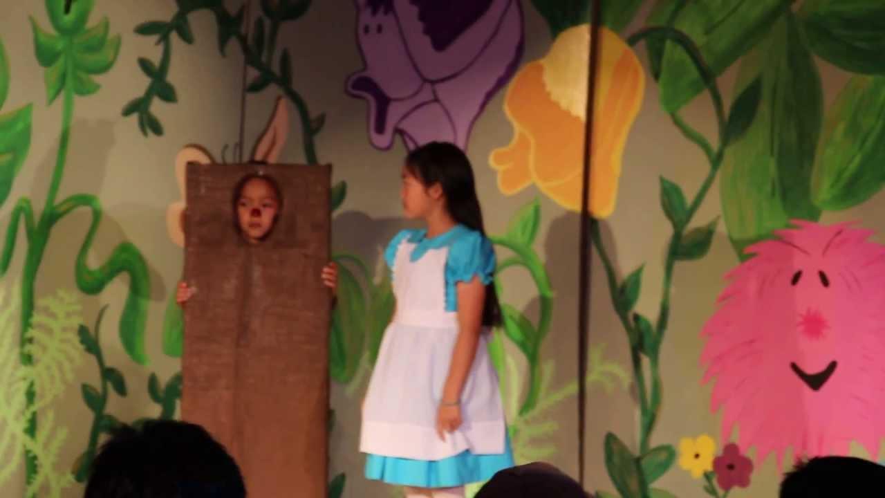 Alice in Wonderland - Door knob scene *4th/final night 6/15/2013 - YouTube & Alice in Wonderland - Door knob scene *4th/final night 6/15/2013 ...