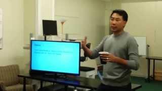 Bitcoin SF Devs Seminar: Bryan Vu's deep dive into Coinshuffle & Decentralized coinjoin(, 2014-09-30T14:51:01.000Z)