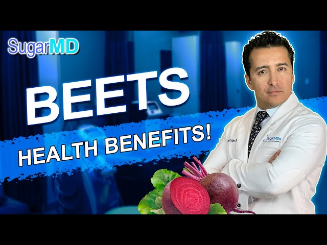 Amazing Benefits of Beets for Diabetes, Blood Pressure & Nerves!
