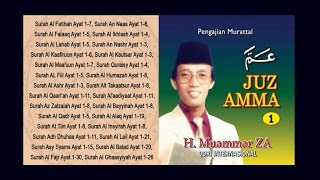 Download lagu H Muammar ZA Juz Amma Vol 1 MP3