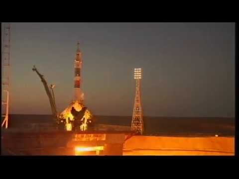 Crew Launches to International Space Station
