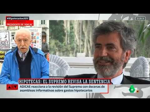 """Manuel Pardos: """"La banca no quebrará ni por las cláusulas suelo ni por el impuesto"""""""
