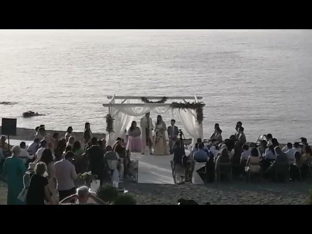 Παραδοσιακός Ινδικός γάμος στην παραλία Μελιτσάχα Καλύμνου
