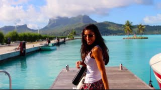 Our Bora Bora Honeymoon Movie