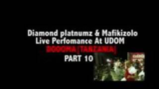 Diamond mafikizolo show in tz   by lee TV