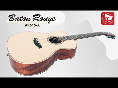 Акустическая гитара BATON ROUGE AR61S/A