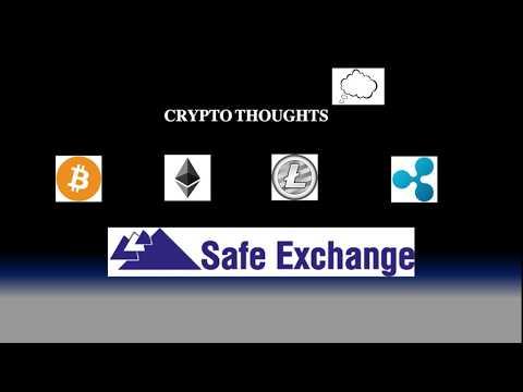 Safe Exchange the anonymous blockchain marketplace!