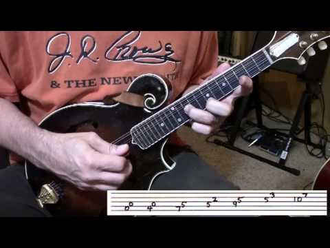Mandolin Lesson: Double Stops and Tremolo Tutorial
