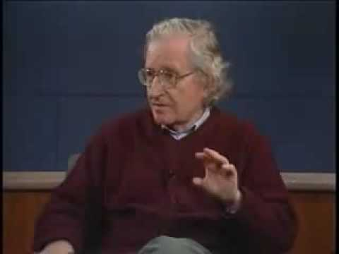 Noam Chomsky: On Anarchism Libertarian Socialism