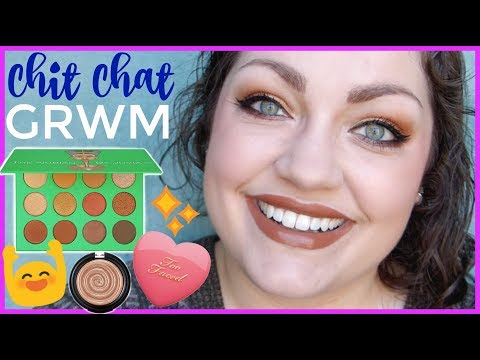 Chatty Get Ready With Me #18 | Big Changes, New Channels, & General Chit Chat!