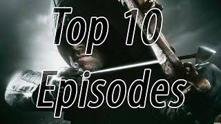 Top 10 best arrow episodes