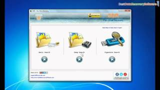 PNY USB flash drive data restore: DDR Pen Drive Recovery Software