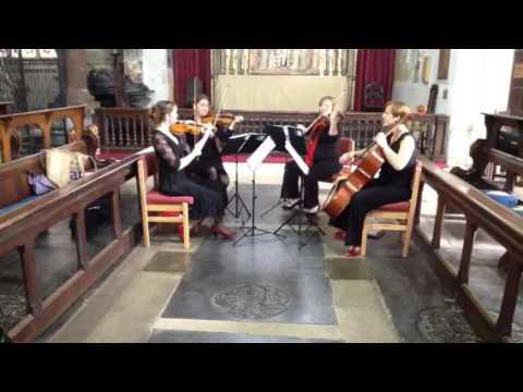 Wedding Exit Music. www.salisburystringquartet.com