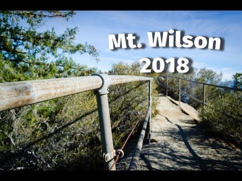 Mt. Wilson Hike - 2018