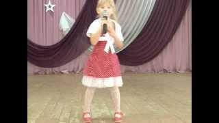 """Наташа Рыжих 6 лет, Песня """"Пропала собака"""","""