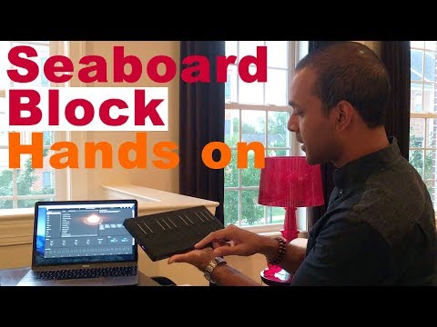 Is The Roli Seaboard BLOCK Worth $300? Watch Me Unbox, Setup, And Play!