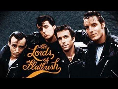 Resultado de imagem para Os Lordes de Flatbush (1974)
