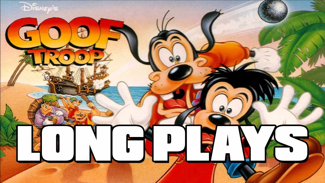 Goof Troop - Super Nintendo - Até o fim - Long plays #Live #14